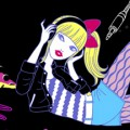 Fantaslyric blogヘッダーデザイン